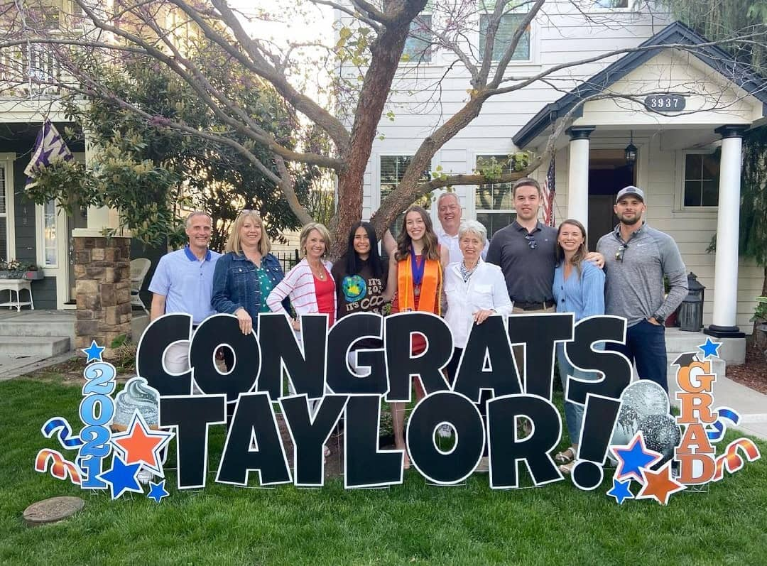 Grad Taylor 2021